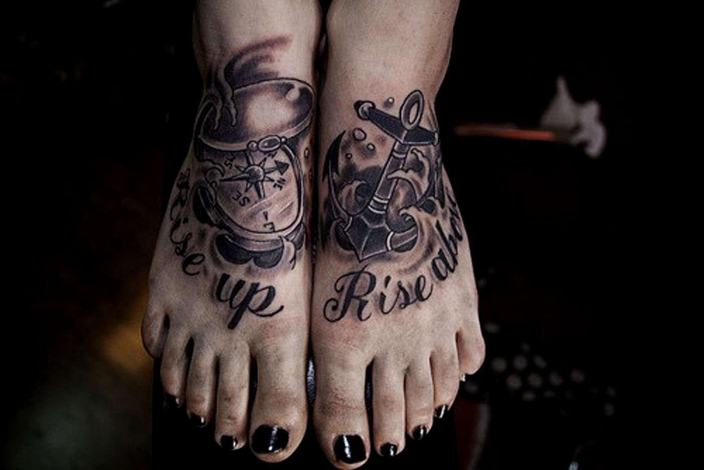 0f56a55a8bbc5 Anchor Tattoos Designs, Ideas and Meaning | Tattoos For You