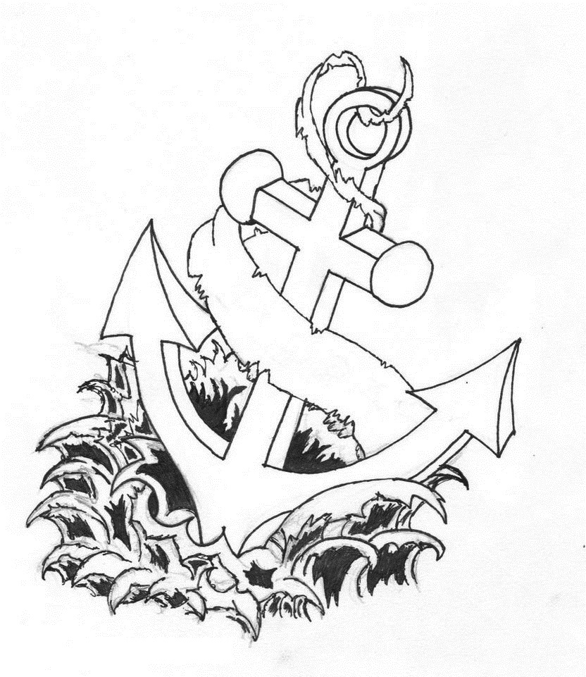 Tattoo Designs Anchor: Anchor Tattoos Designs, Ideas And Meaning