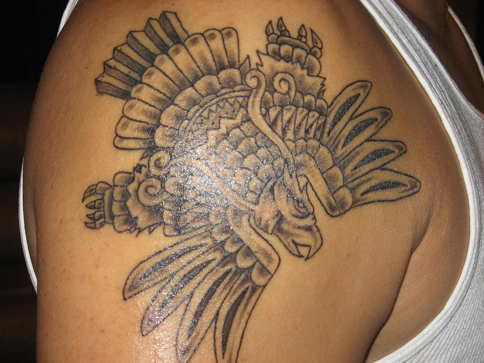 Aztec Tattoo Designs