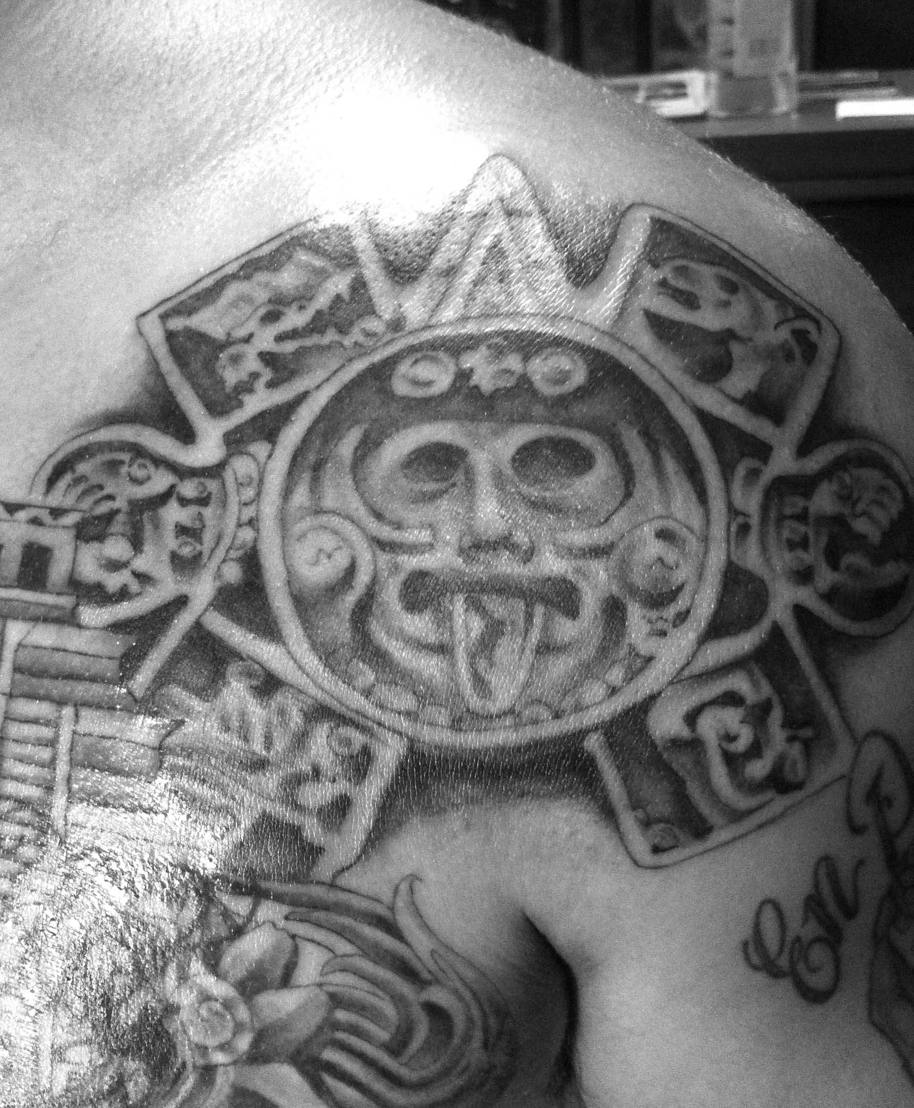 Aztec Tattoos Designs Ideas And Meaning: Aztec Tattoos Designs, Ideas And Meaning