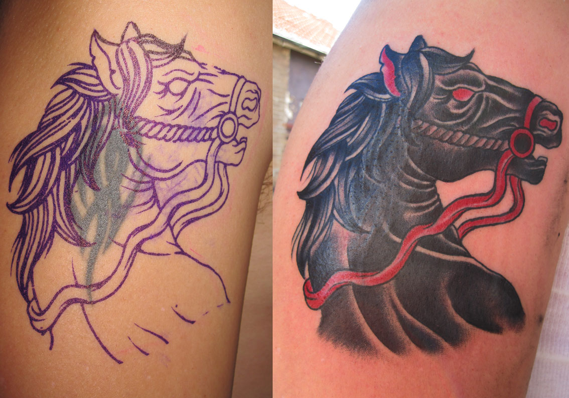 Cover Up Tattoos Des