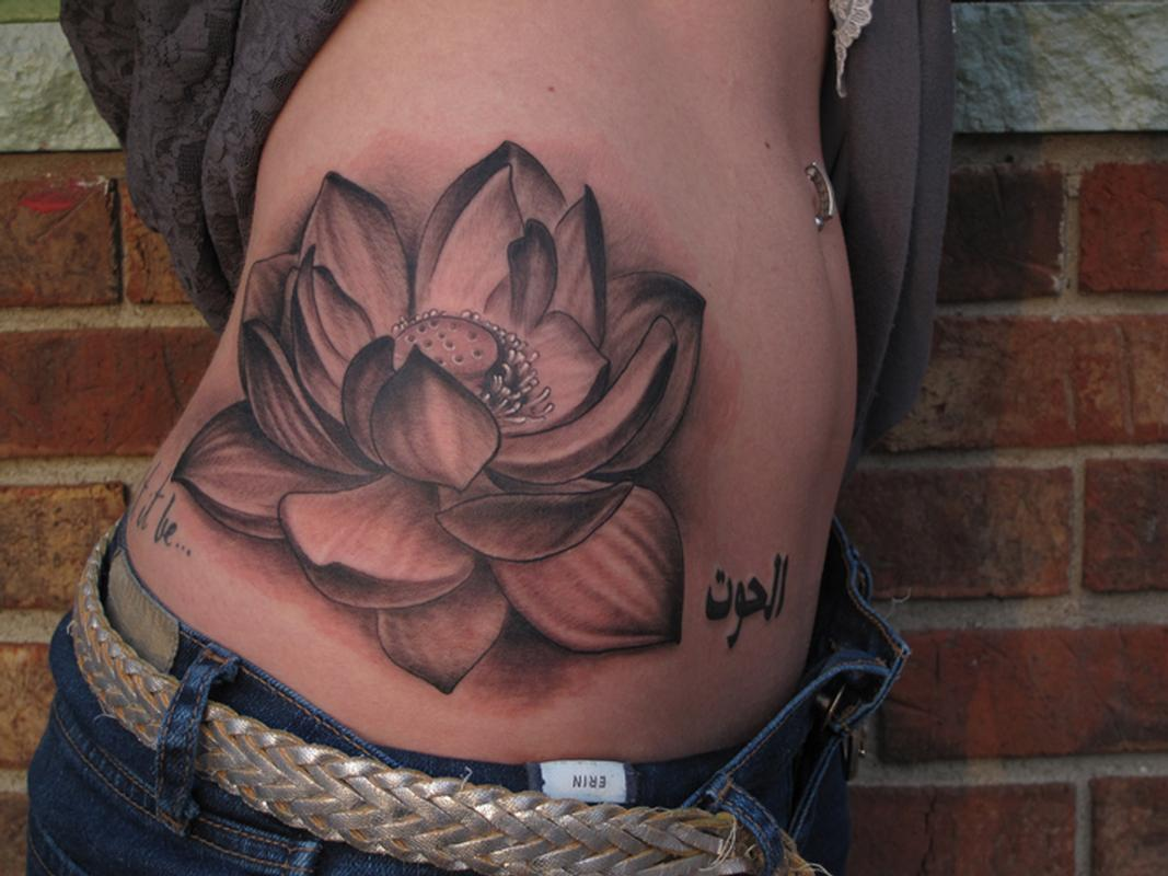 Lotus tattoos designs ideas and meaning tattoos for you black lotus tattoo izmirmasajfo