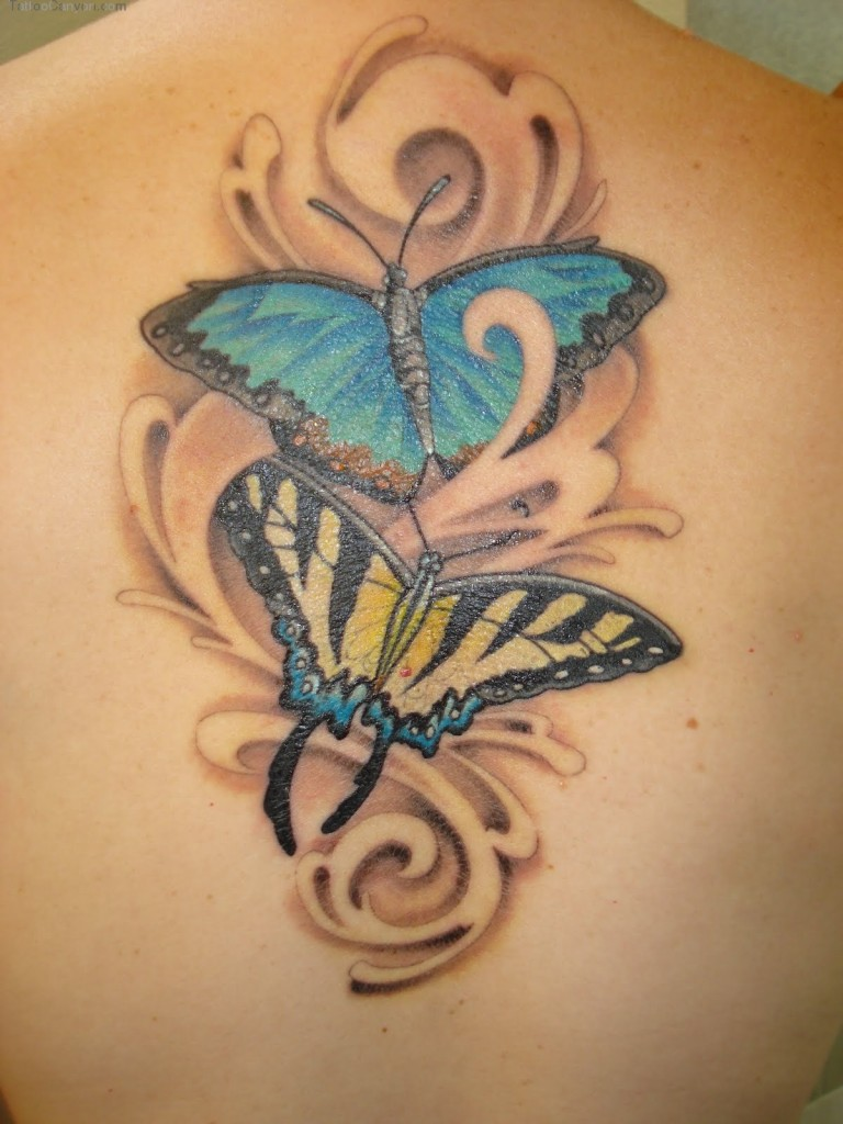 Style Tattoo: Butterfly Tattoos Designs, Ideas And Meaning