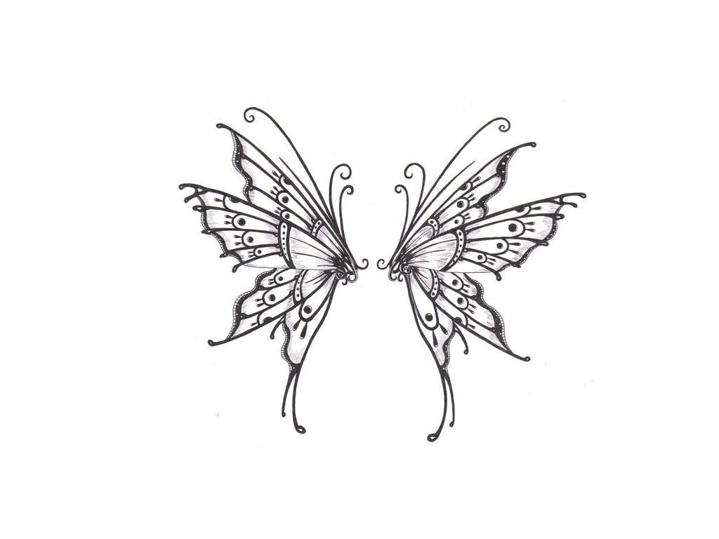 Tattoo Butterfly Designs Free