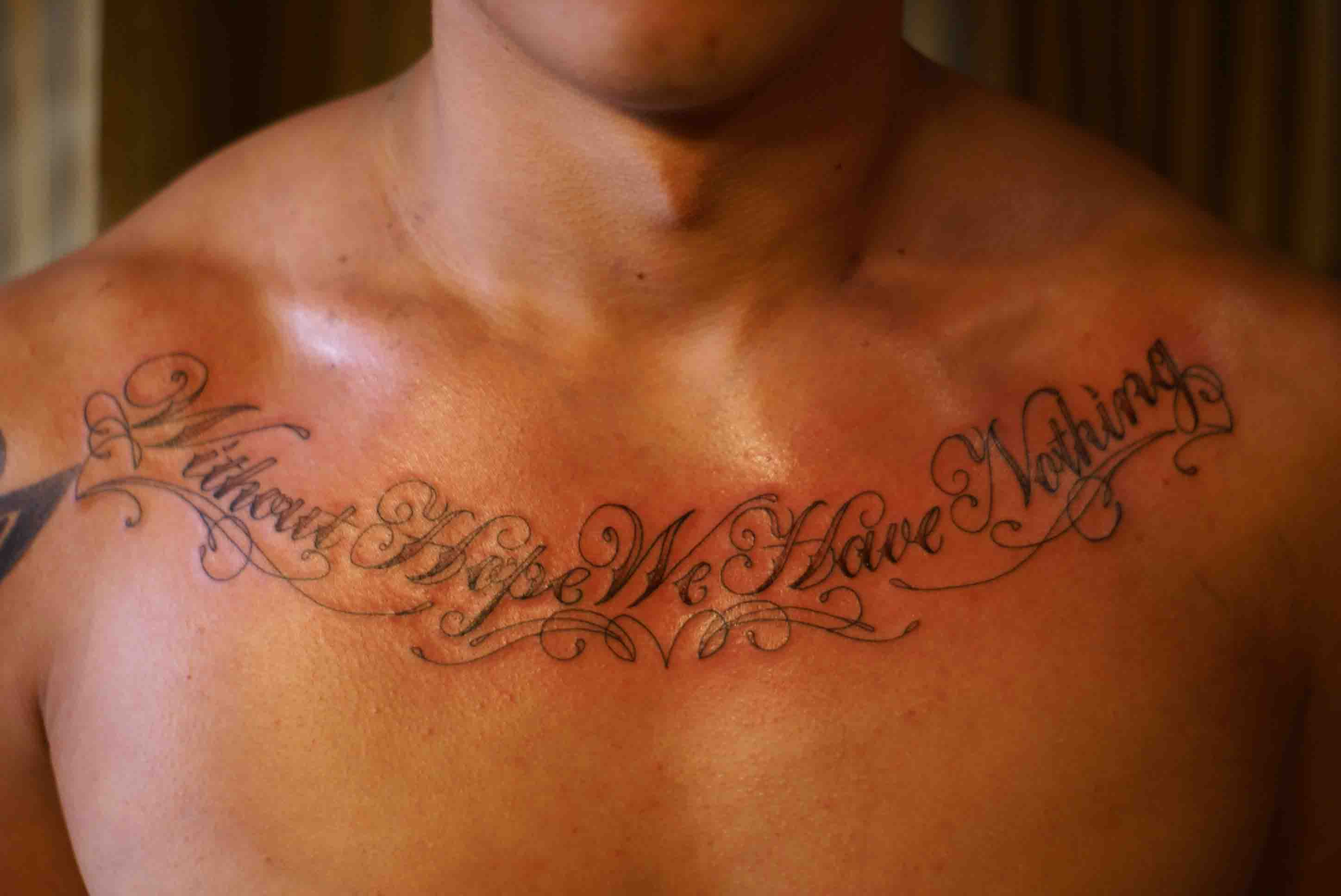 Quote Tattoos Designs, Ideas And Meaning