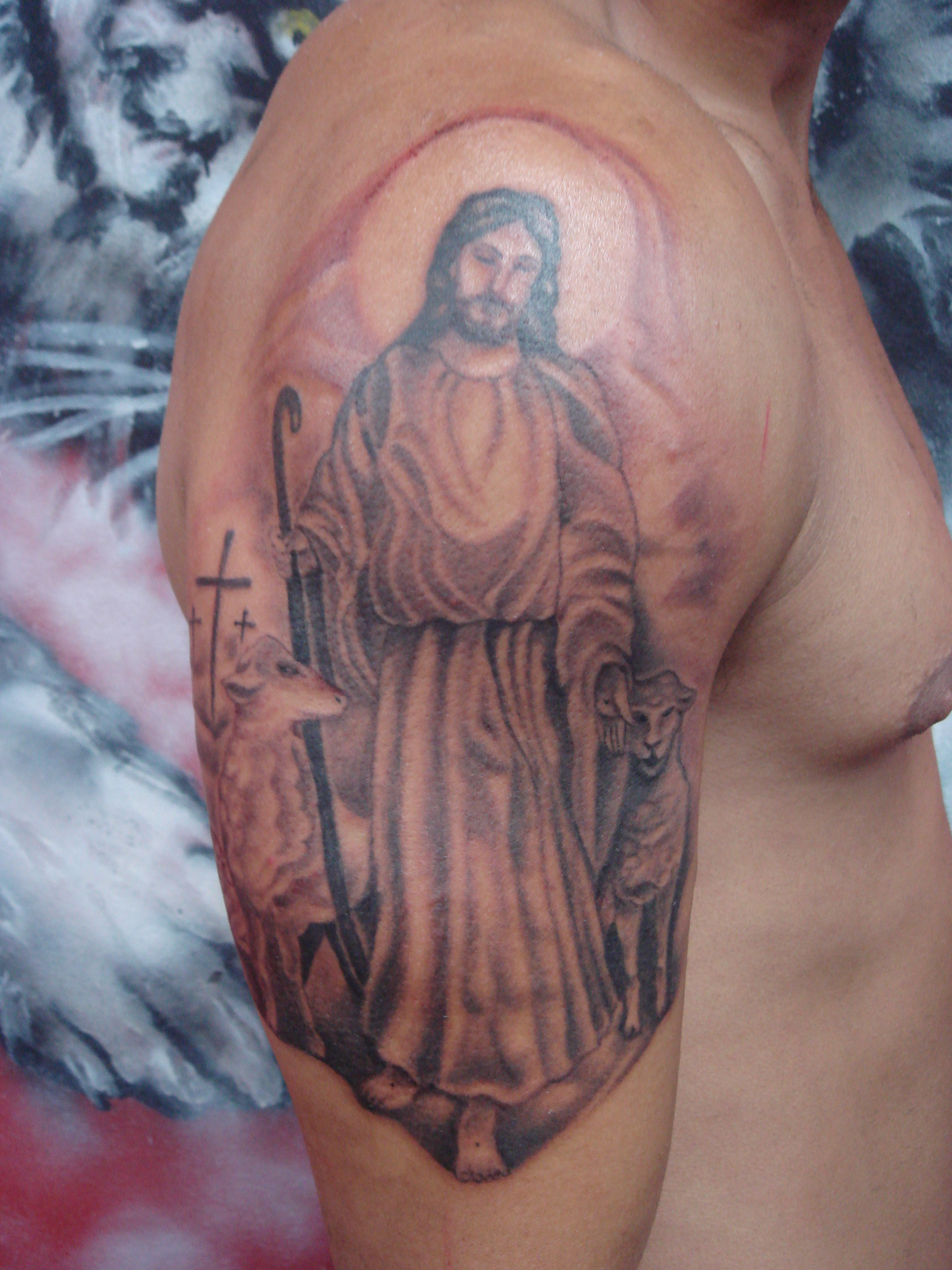 Christian Tattoos Designs, Ideas And Meaning
