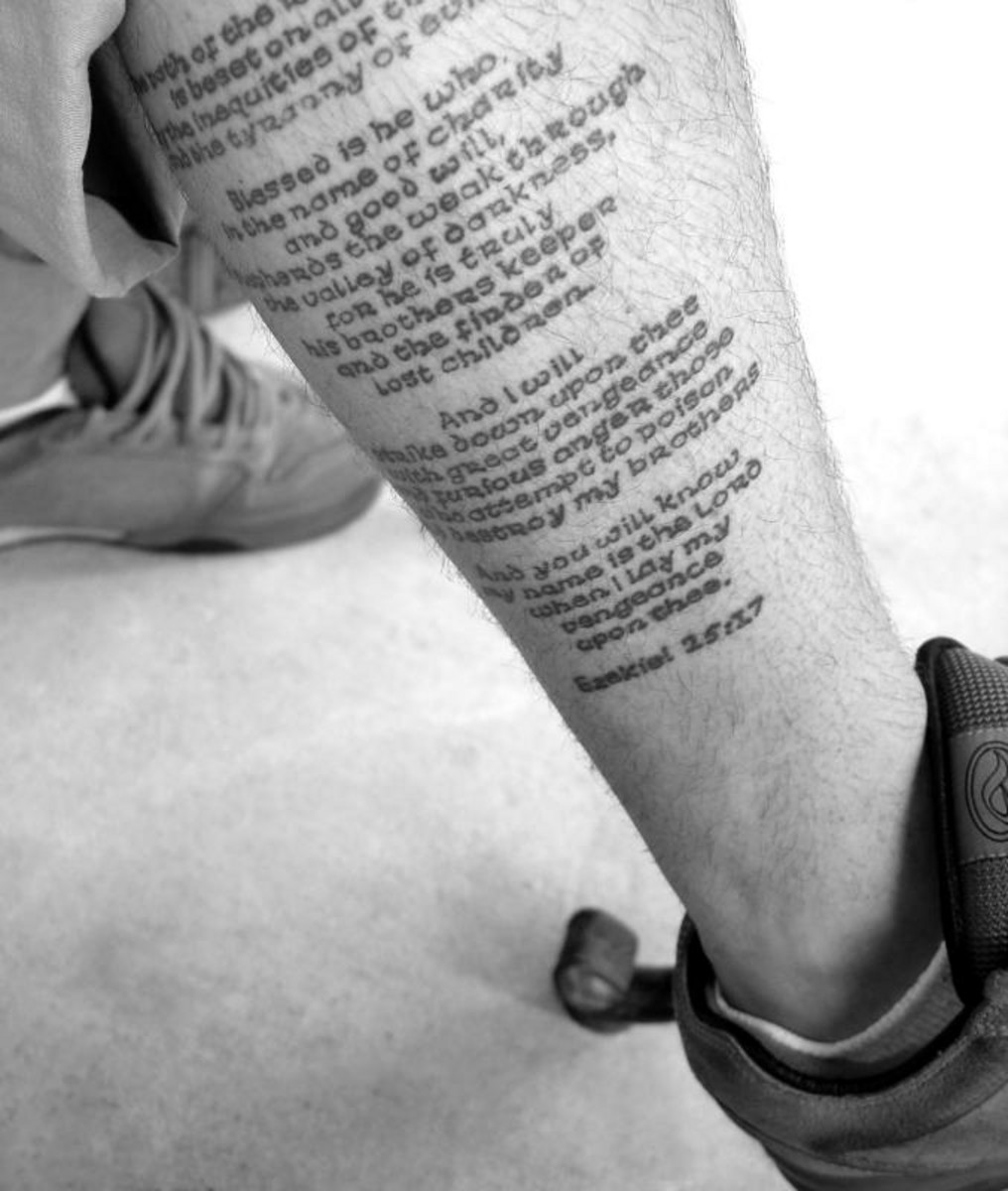 17 Best Men Tattoo Quotes On Pinterest: Quote Tattoos Designs, Ideas And Meaning