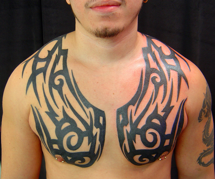 Cool Tribal Tattoos