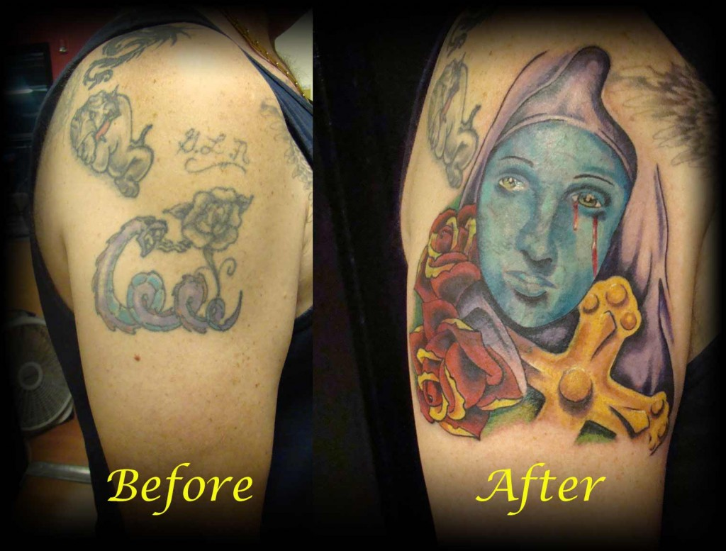 Cover Up Tattoos For Women