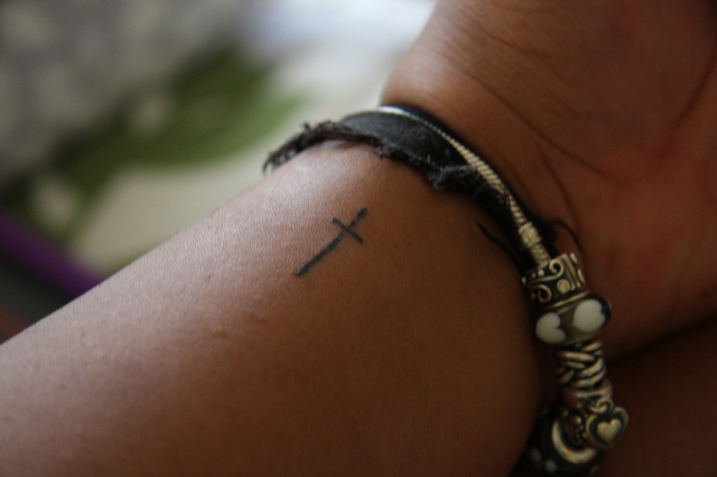 Cross Tattoo Designs For Men