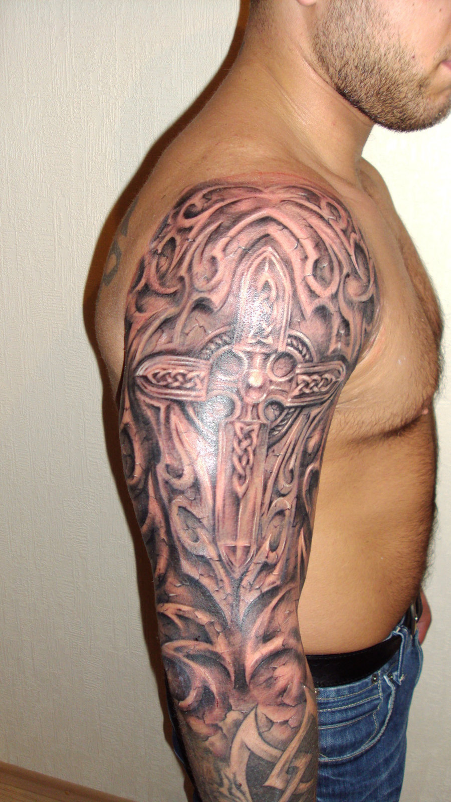 Cross Tattoos Designs, Ideas and Meaning | Tattoos For You