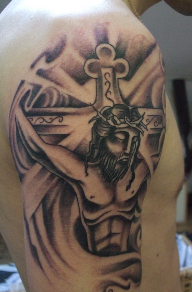 Crosses Tattoos