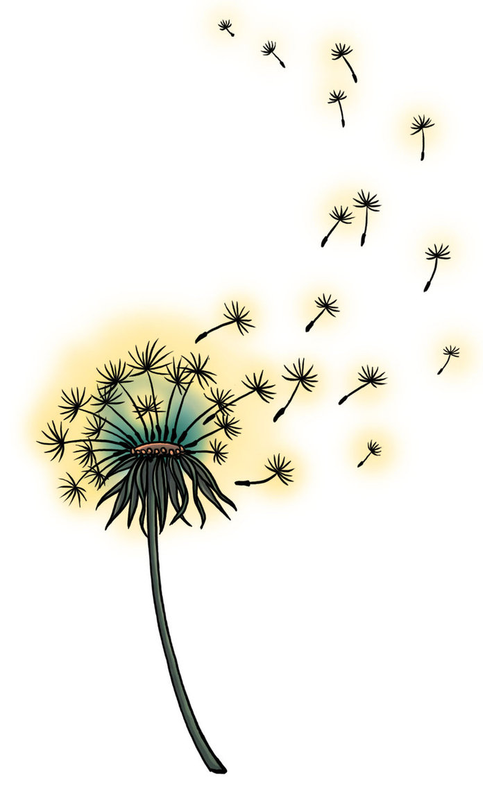 Design Of A 1880 House: Dandelion Tattoos Designs, Ideas And Meaning