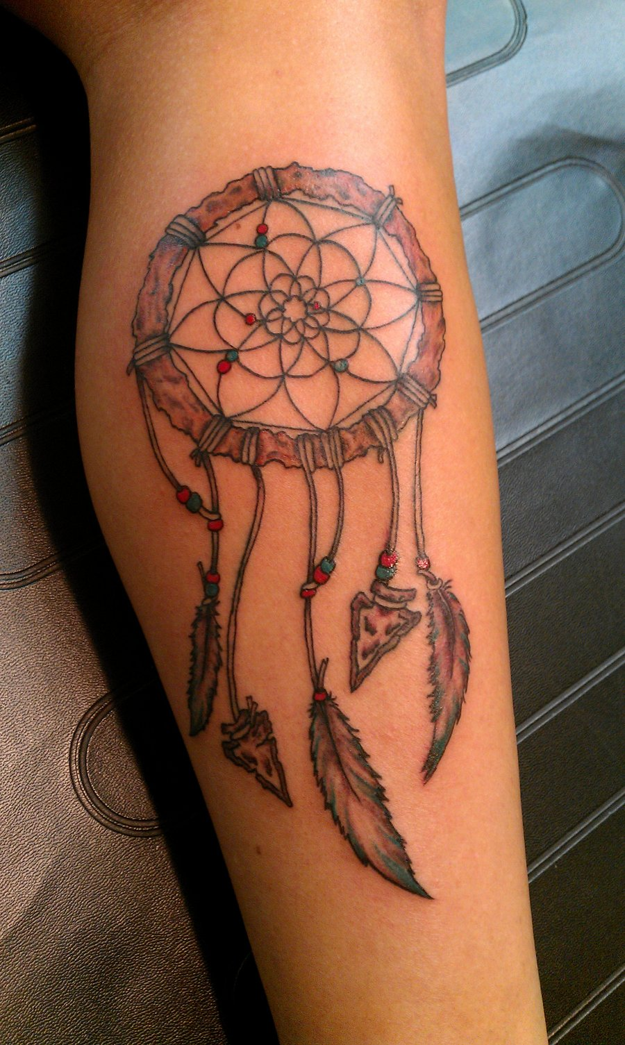Dreamcatcher Tattoos Designs Ideas And Meaning Tattoos For You