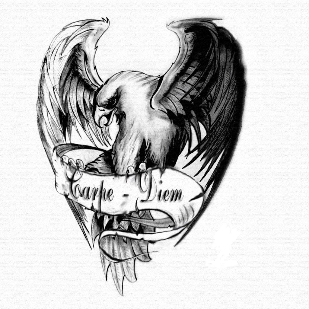 12 Best Eagle Tattoo Images And Designs Ideas: Eagle Tattoos Designs, Ideas And Meaning