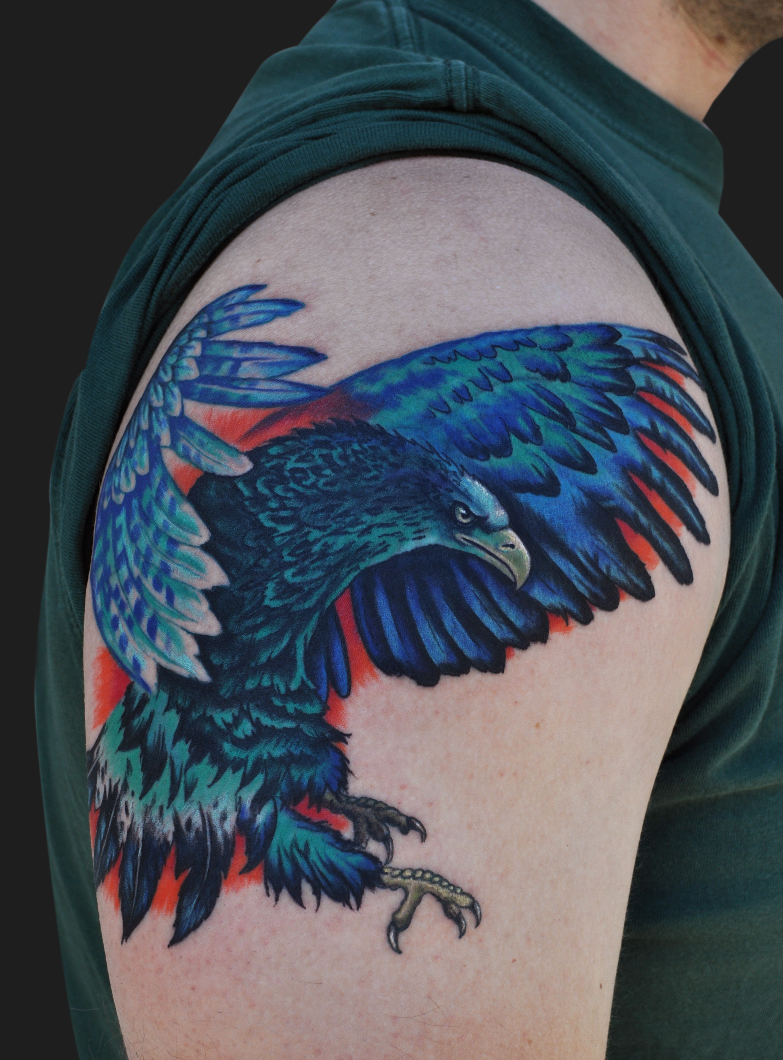 Eagle Tattoos Designs Ideas and Meaning Tattoos For You