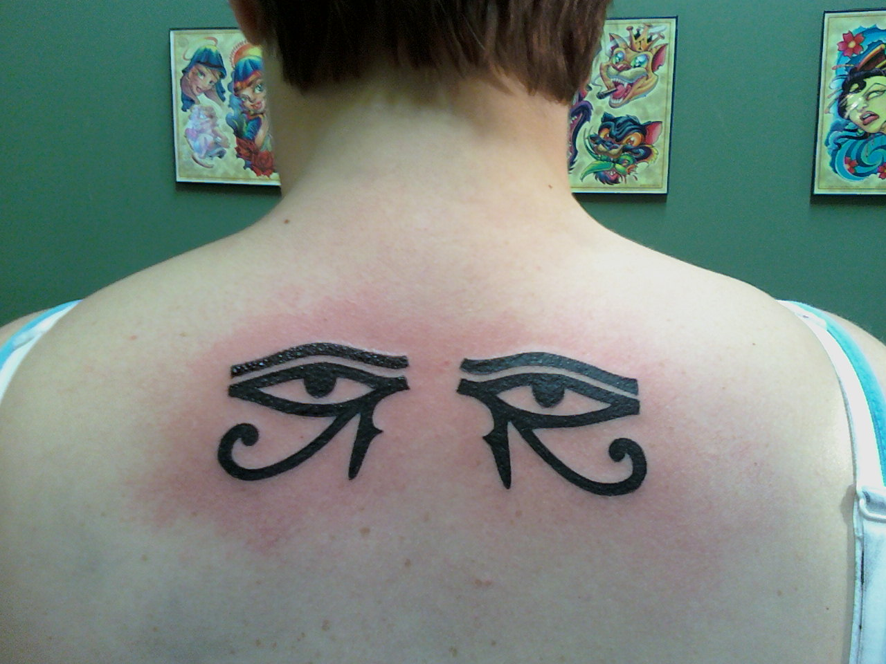 Eye tattoos designs ideas and meaning tattoos for you for Tattoo of evil eye