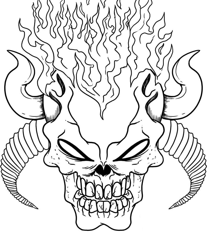 Skull Tattoos Designs Ideas and