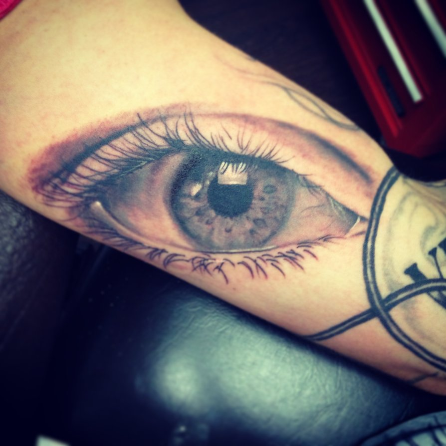 Eye Tattoos Designs,