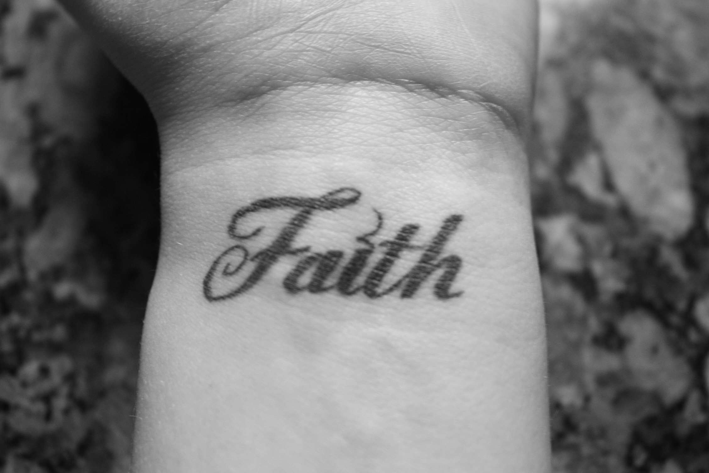 Faith Tattoos Designs ...