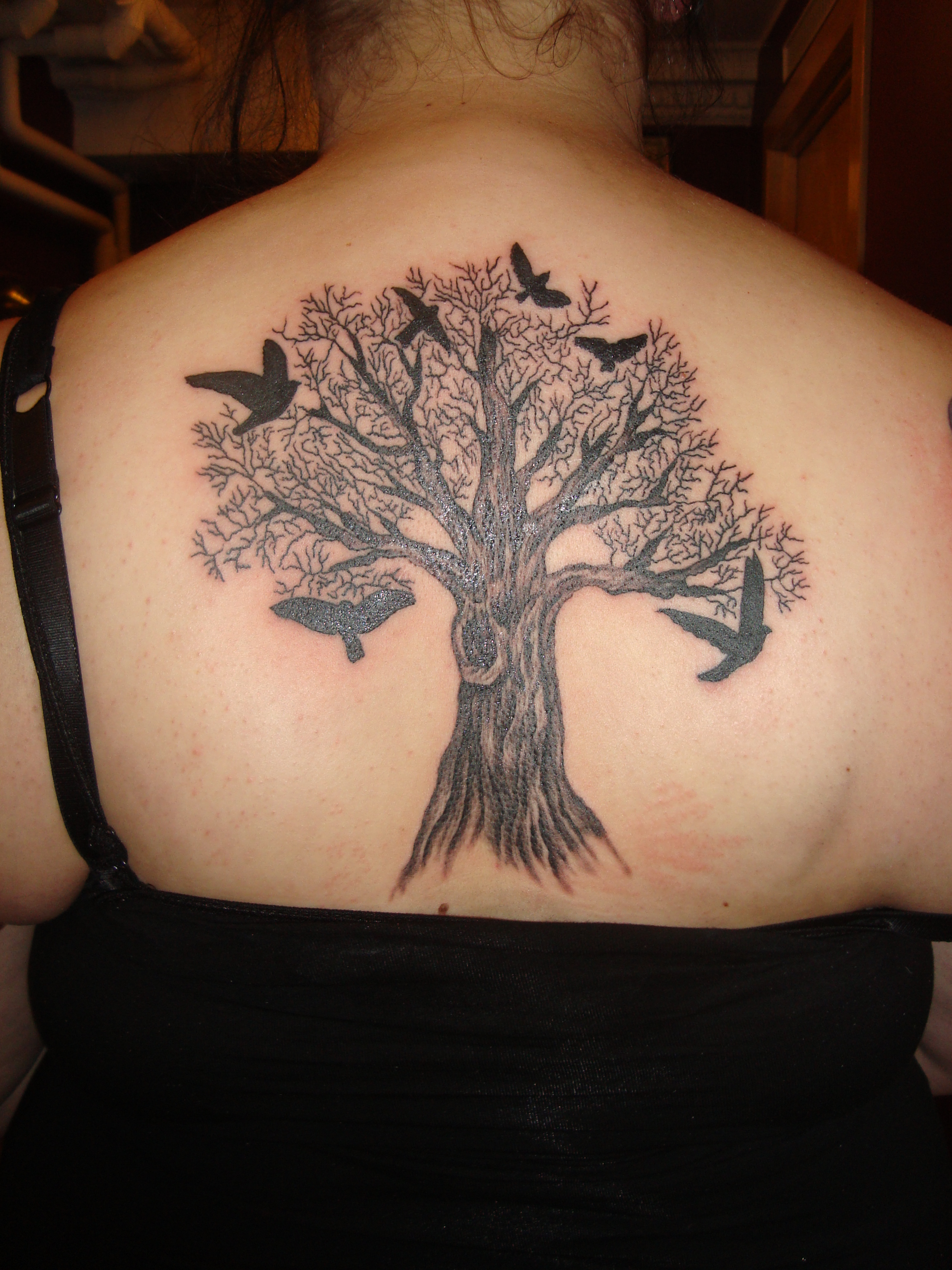 family tree tattoo ideas for tattoo lovers pictures to pin on