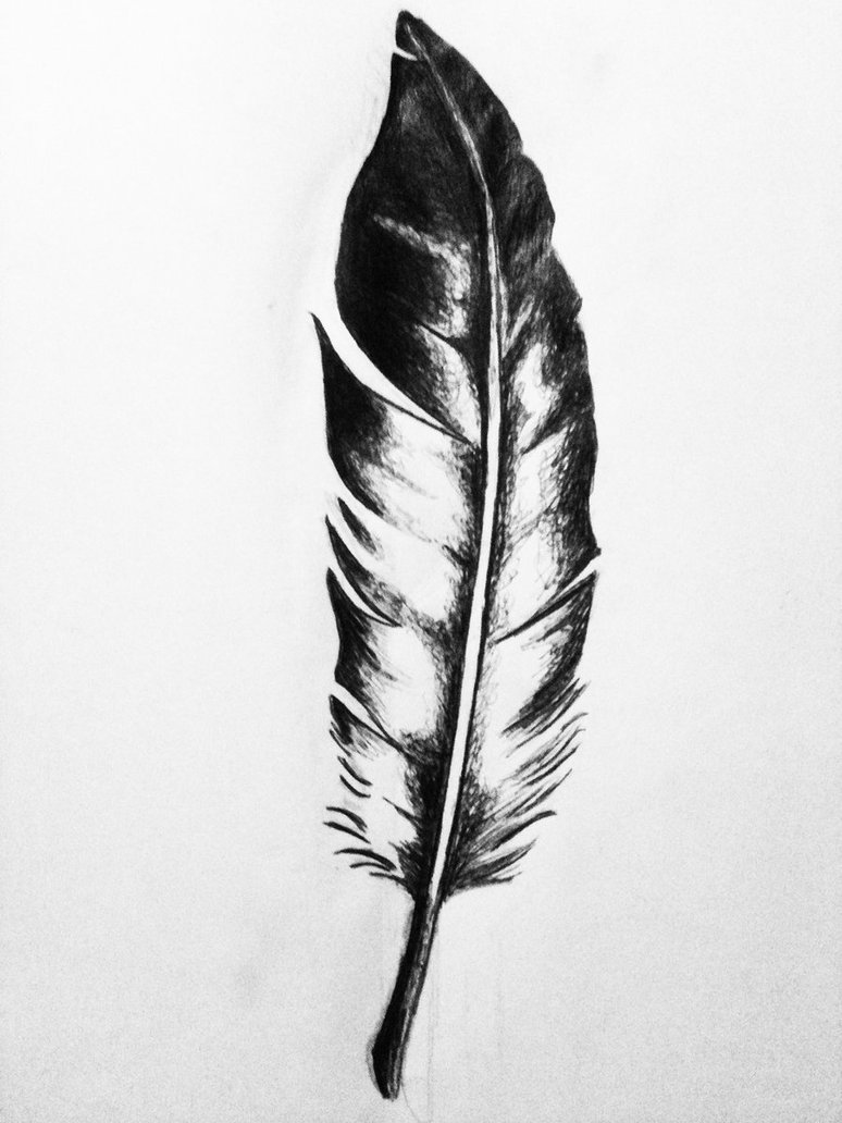 feather tattoos designs ideas and meaning tattoos for you. Black Bedroom Furniture Sets. Home Design Ideas