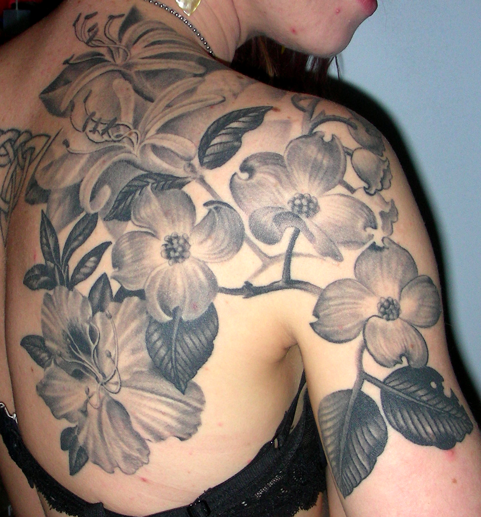 Tattoo Ideas Images: Flower Tattoos Designs, Ideas And Meaning