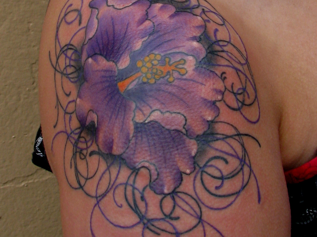Flower Tattoos Designs Ideas and Meaning