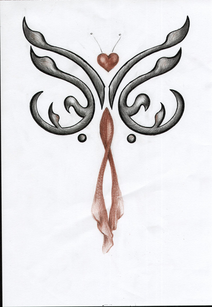 Free Printable Tattoo Designs: Butterfly Tattoos Designs, Ideas And Meaning