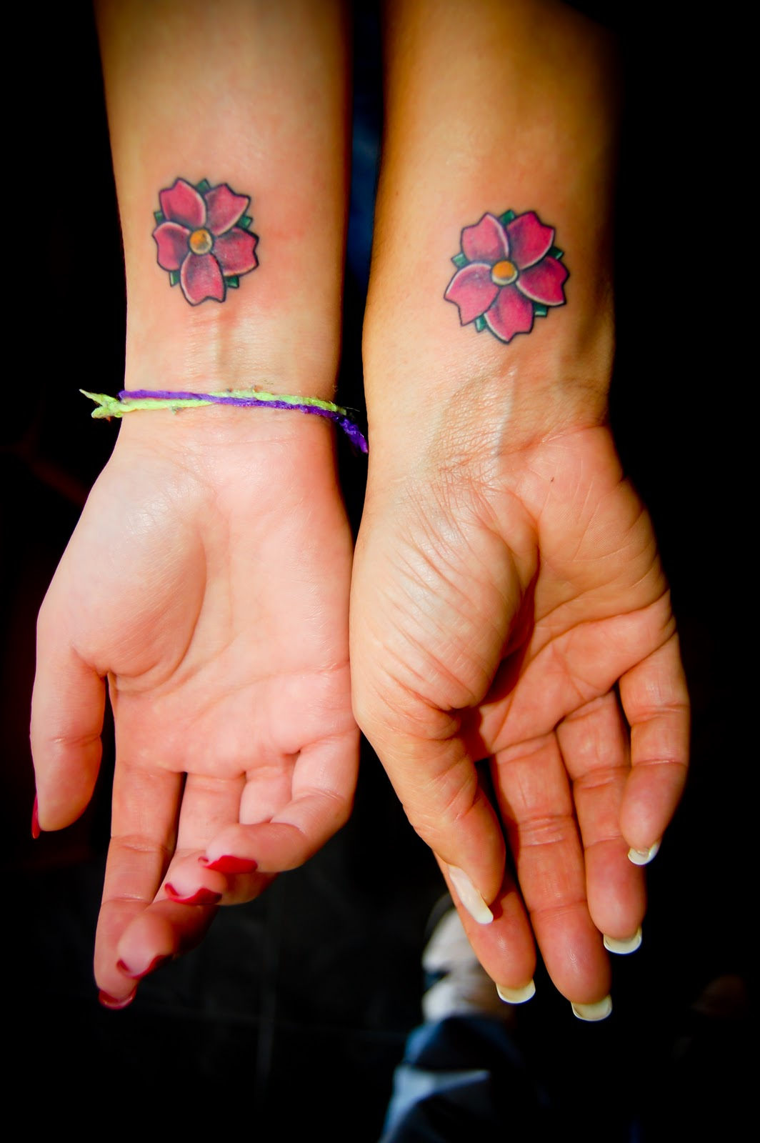 Matching Images >> Friendship Tattoos Designs, Ideas and Meaning | Tattoos For You