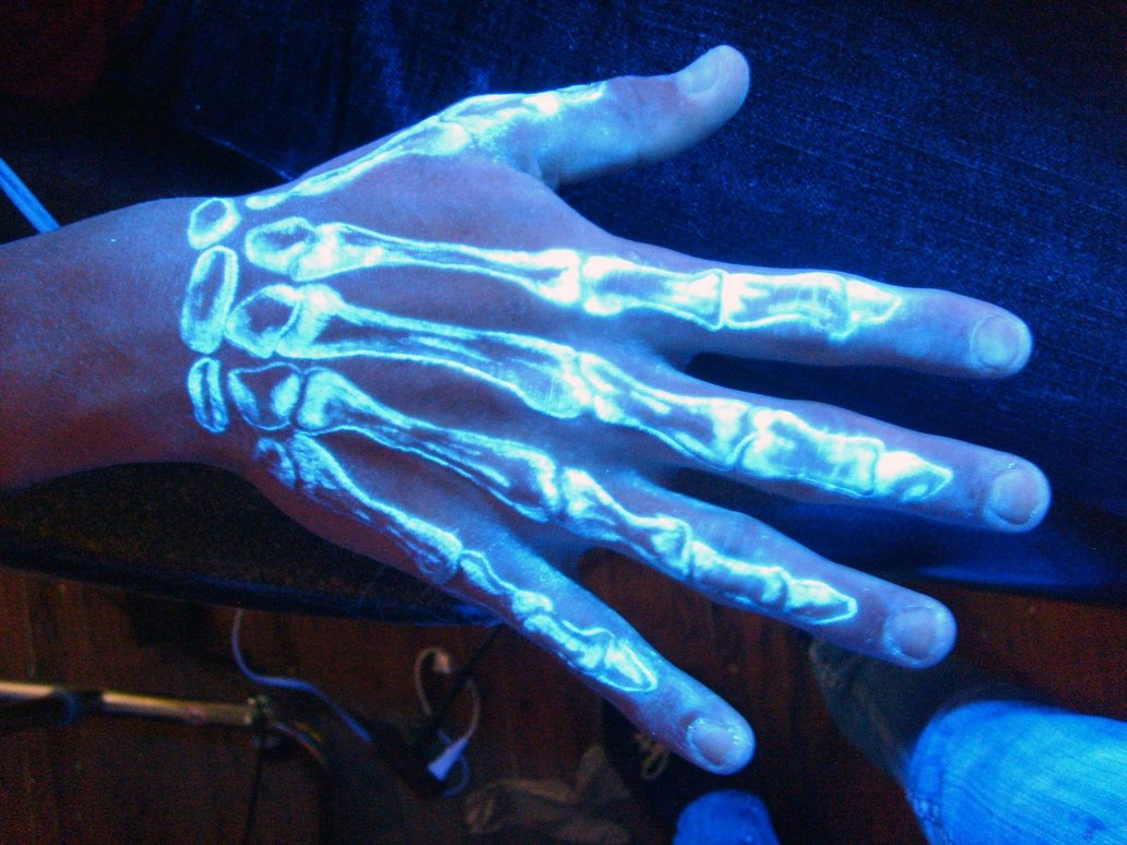 Glow In The Dark Tattoos Designs, Ideas and Meaning | Tattoos For You