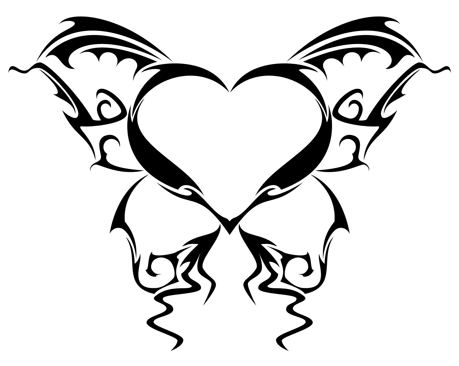 heart tattoos designs ideas and meaning tattoos for you. Black Bedroom Furniture Sets. Home Design Ideas
