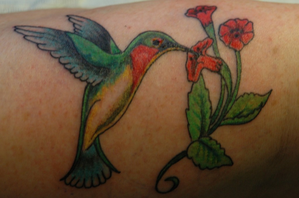 Hummingbird Tattoos Designs, Ideas and Meaning | Tattoos