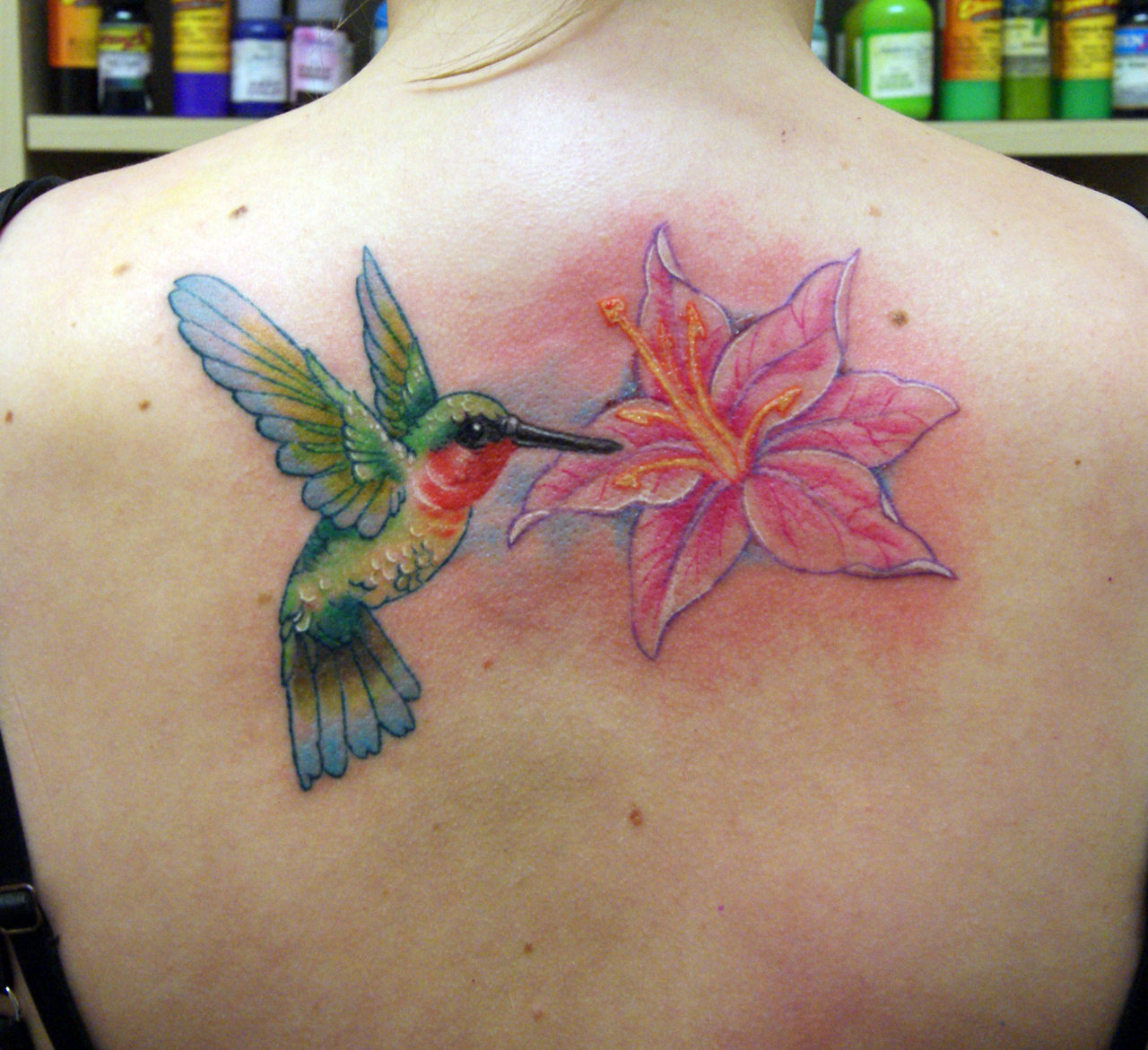 Hummingbird Tattoos Designs Ideas And Meaning  For You