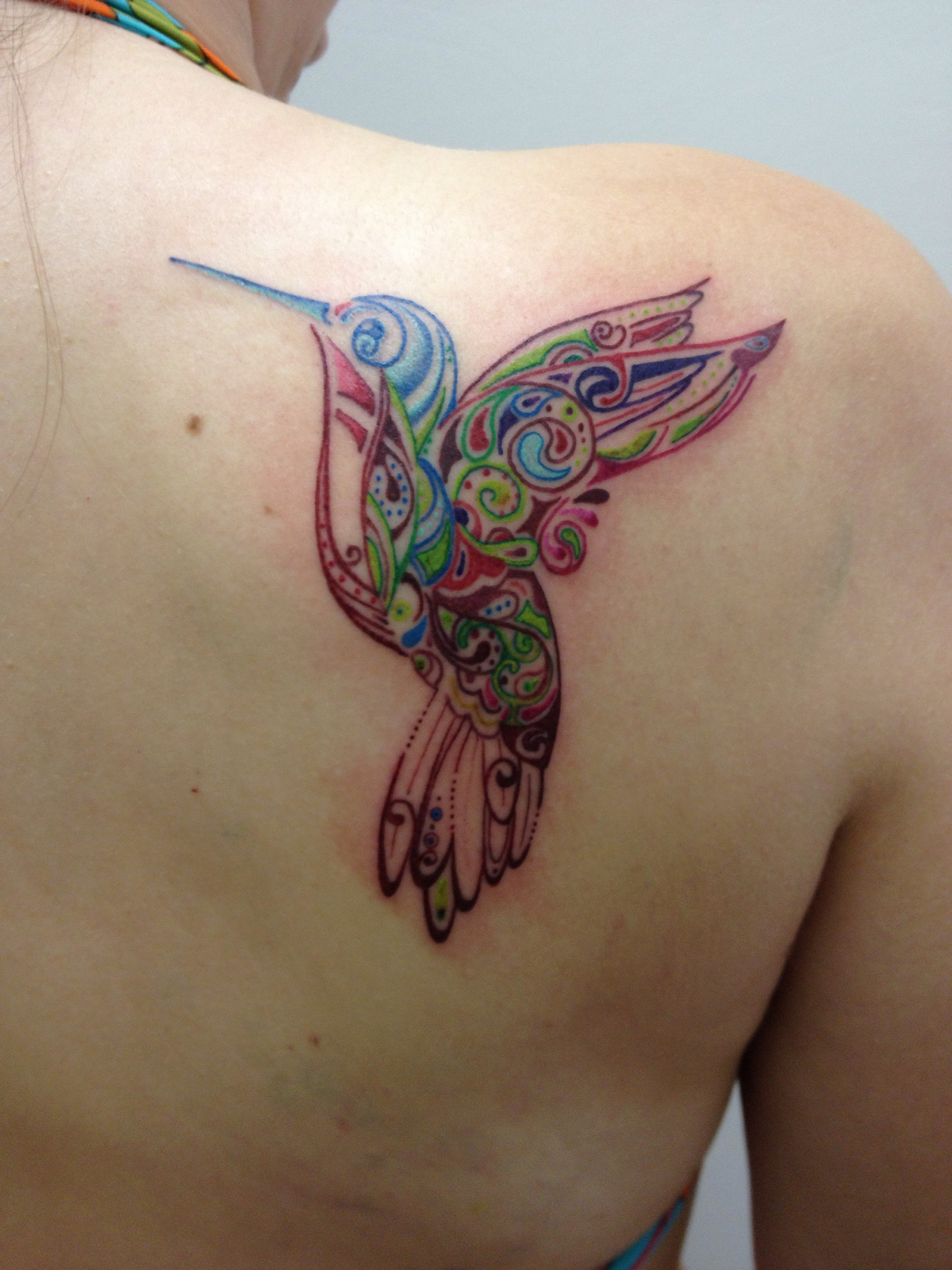 Hummingbird Tattoos Designs, Ideas and Meaning | Tattoos ...