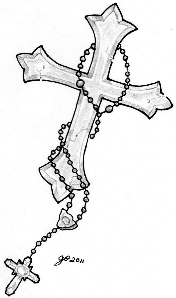 Images of Cross Tattoos