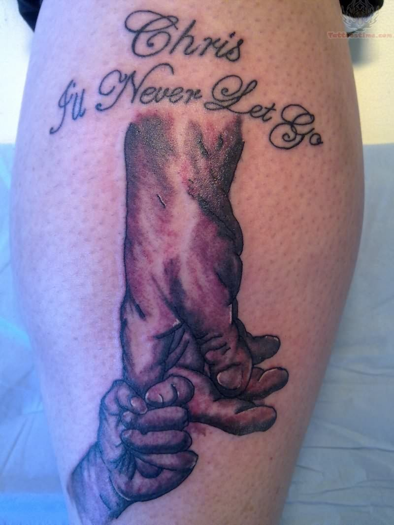 Remembrance Tattoos For Dad: Memorial Tattoos Designs, Ideas And Meaning