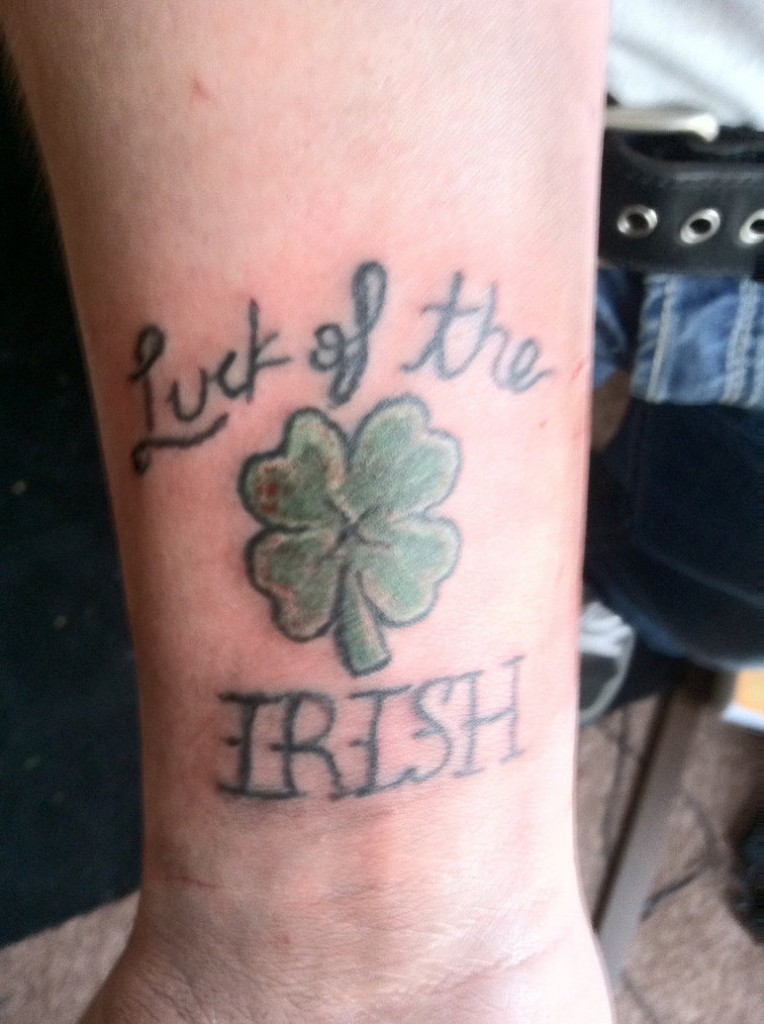Irish Tattoos Designs, Ideas and Meaning | Tattoos For You
