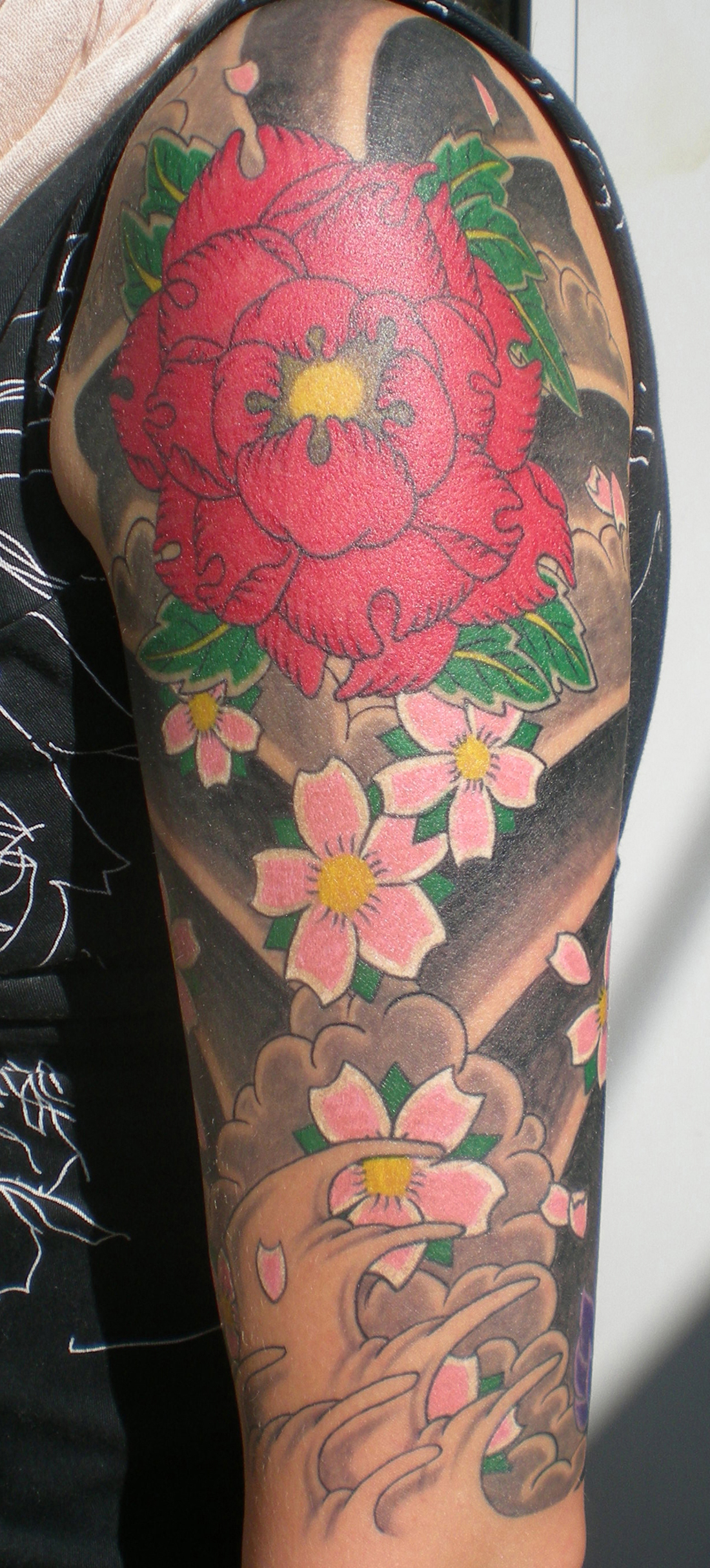Japanese Tattoos Designs Ideas and Meaning