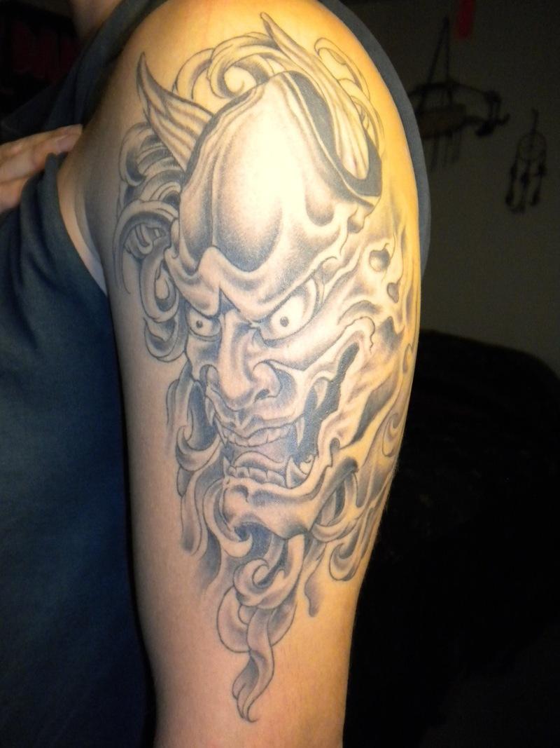 Japanese half sleeve tattoo designs - Japanese Half Sleeve Tattoo Designs