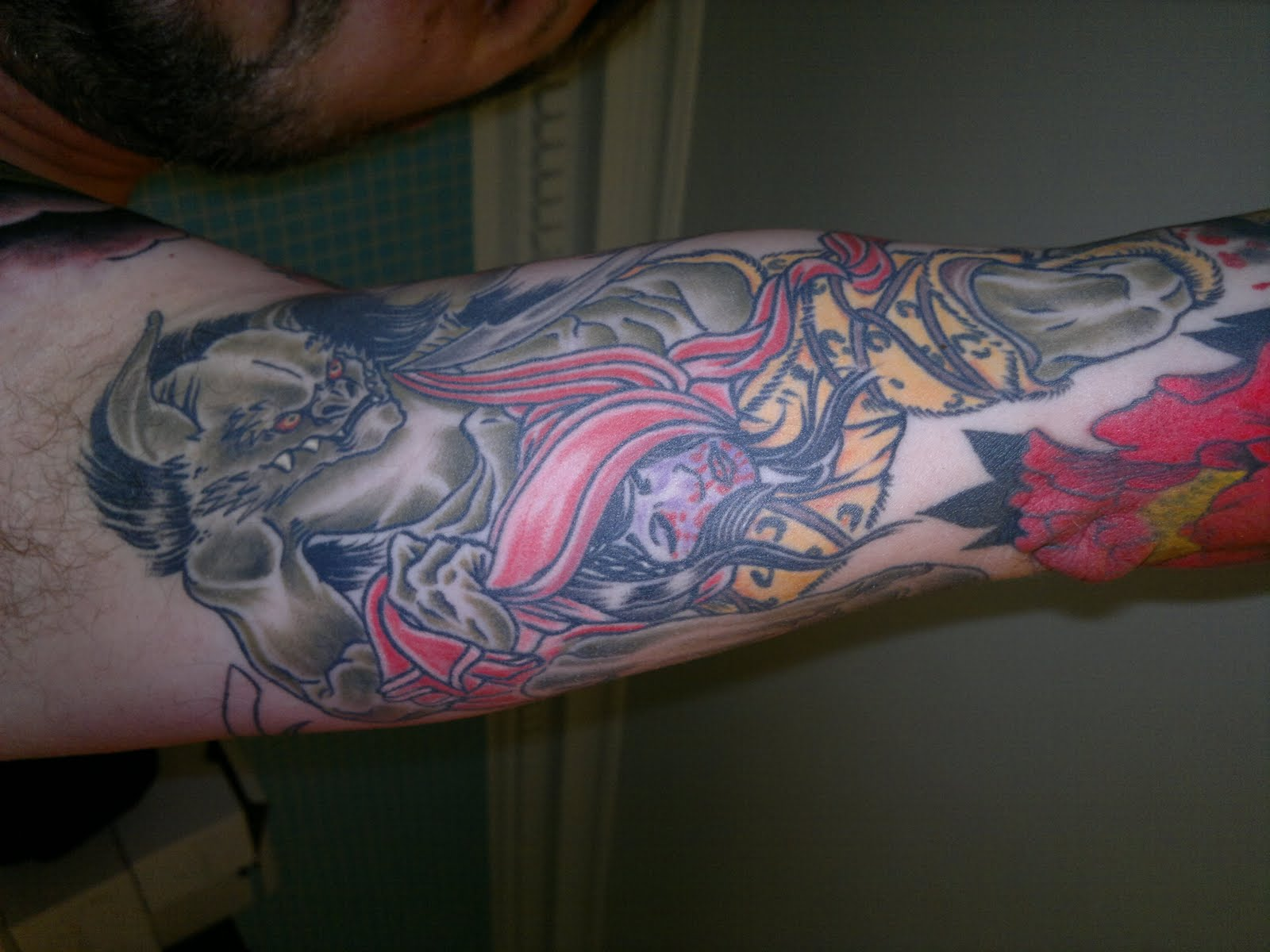Pattern Ideas For Sleeve Tattoo: Japanese Tattoos Designs, Ideas And Meaning