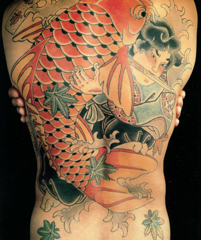 Japanese tattoos designs ideas and meaning tattoos for you for Japanese koi