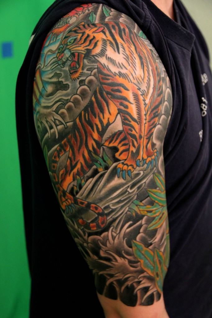 Best Japanese Tattoo Sleeve: Japanese Tattoos Designs, Ideas And Meaning