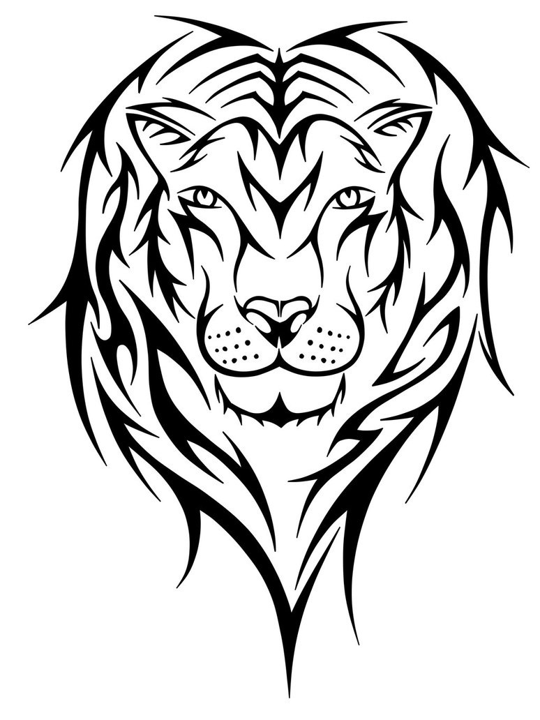 lion tattoos designs ideas and meaning tattoos for you. Black Bedroom Furniture Sets. Home Design Ideas