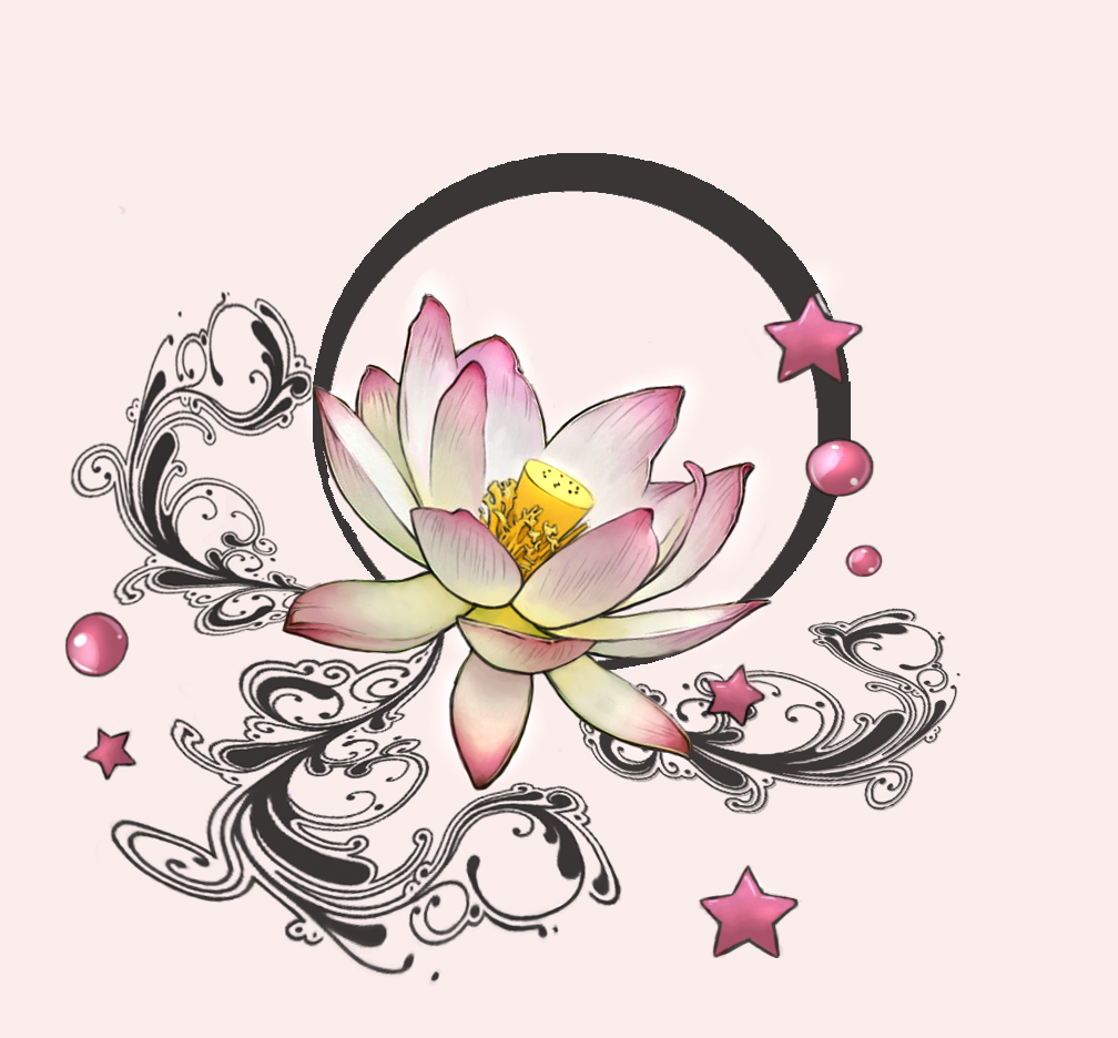 Floral Tattoo Images Designs: Lotus Tattoos Designs, Ideas And Meaning