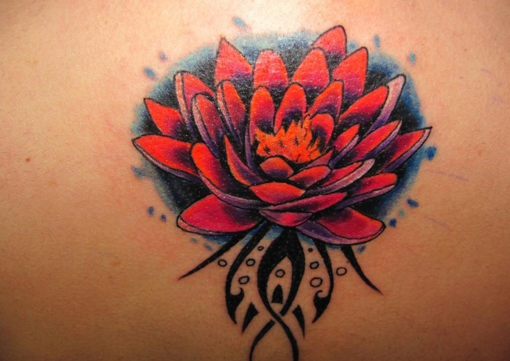 lotus tattoos designs ideas and meaning tattoos for you. Black Bedroom Furniture Sets. Home Design Ideas