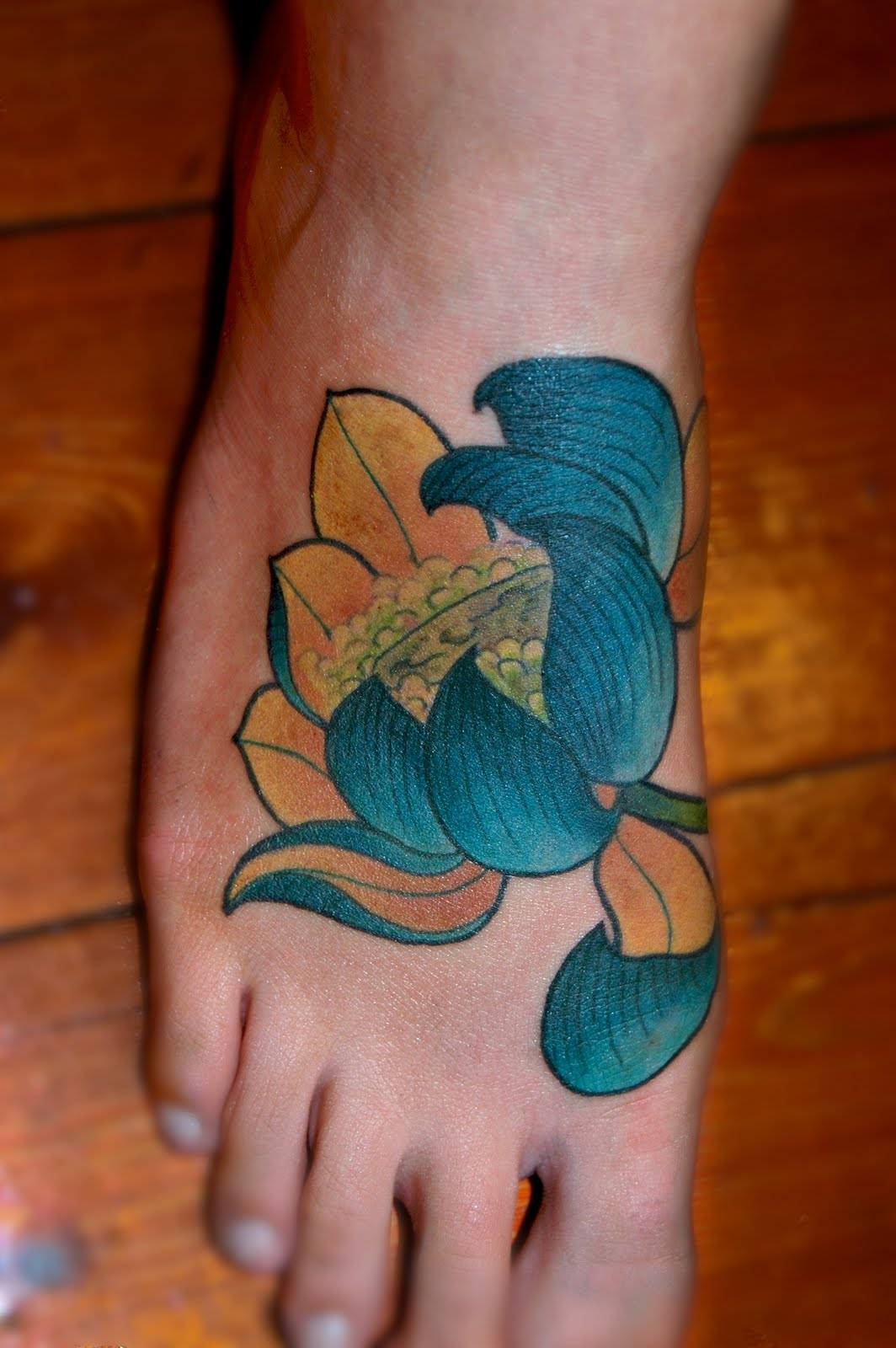 155+ Trendy Lotus Flower Tattoos That You ... - inkme.tattoo