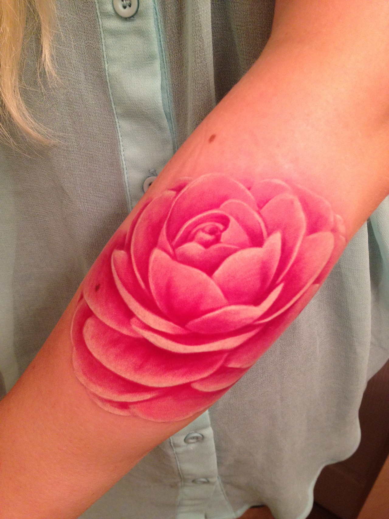 Lotus Tattoos Designs Ideas and Meaning