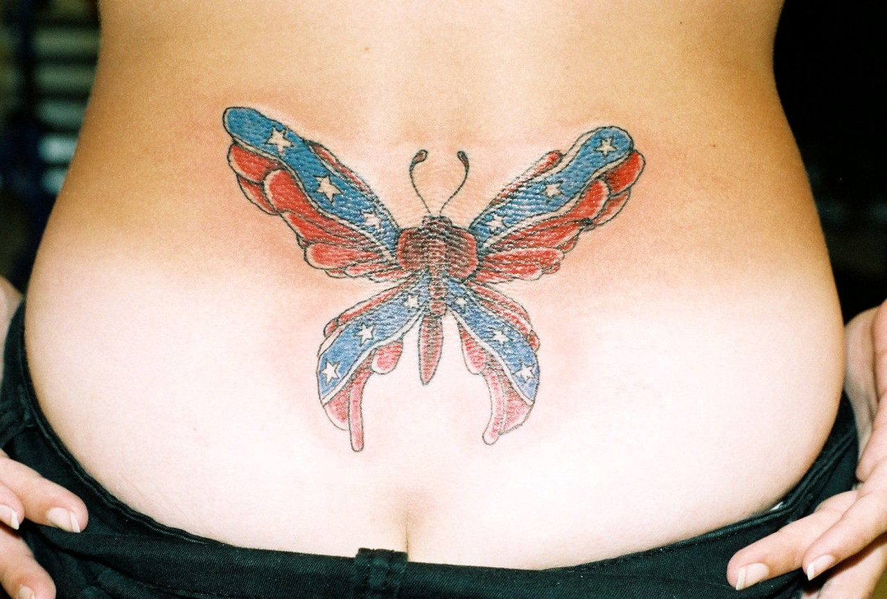 Butterfly tattoo meaning bisexual