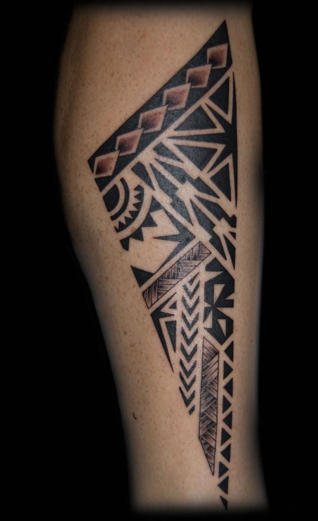 Maori Tribal Tattoo Design: Maori Tattoos Designs, Ideas And Meaning